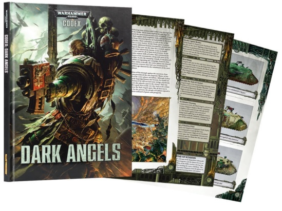 Dark Angels Codex