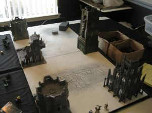 Deathwatch Map 1