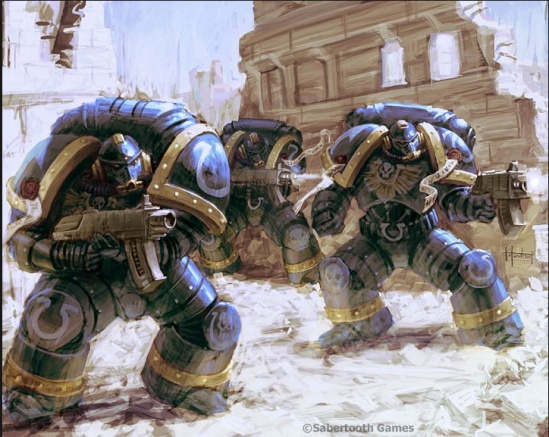 Legion Tactical Squad