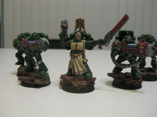 Dark Angels Squad