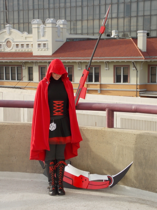 Ruby Rose Cosplay