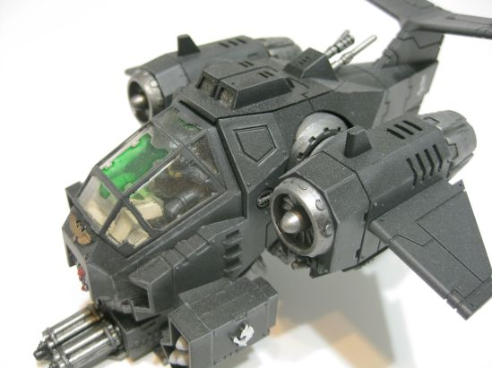 Ravenwing Storm Talon top