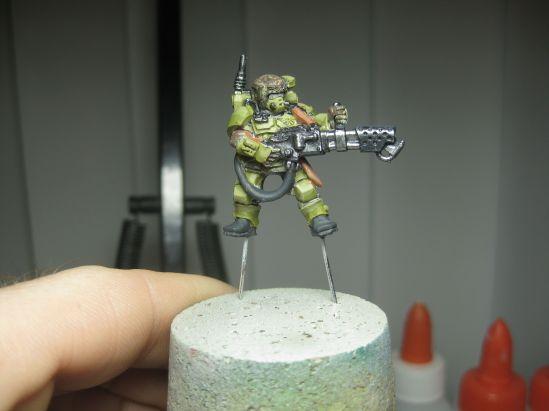 Stormtrooper Gun Metal:Black Metal