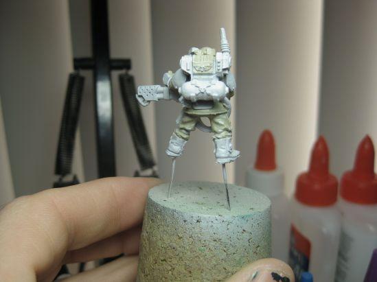 Stormtrooper Stone Grey B
