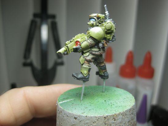 Stormtrooper Test 2