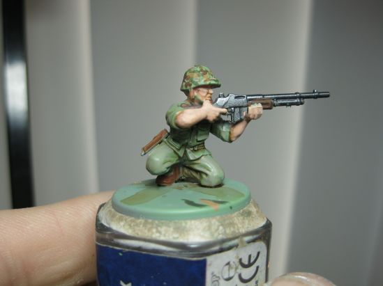 Bolt Action BAR