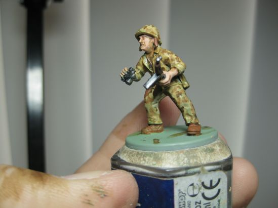 Bolt Action NCO