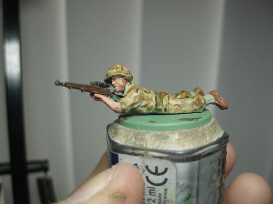 Bolt Action Sniper