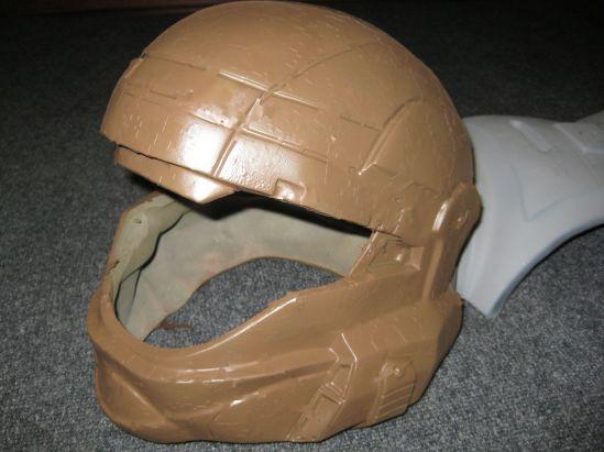 ODST Helmet Brown