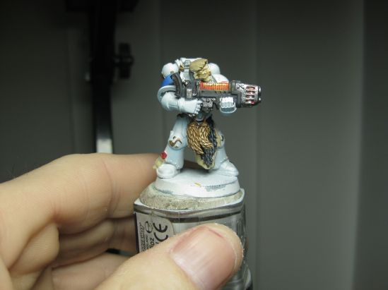 Space Wolf Plasma Front
