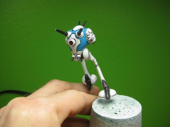Robotech Pod
